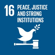 Peace, Justice and Strong Institutions